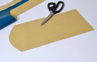2. Etape 1 : Préparer les tissus