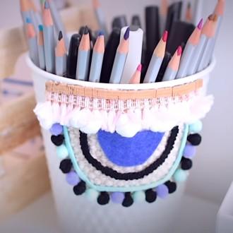 2. Fournitures scolaires Kawaii : Vidéo DIY