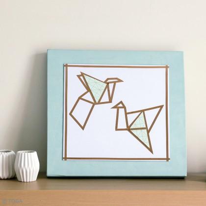 id es diy origami tutos conseils et exemples de. Black Bedroom Furniture Sets. Home Design Ideas