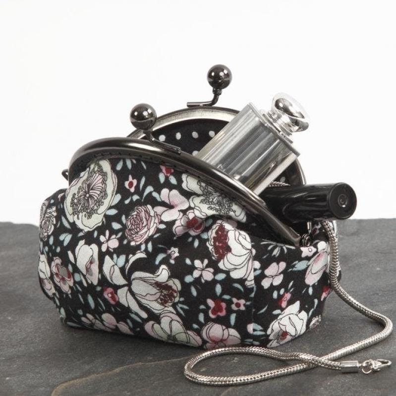 Bons prix 100% de satisfaction acheter DIY : Coudre facilement un petit porte-monnaie fleuri ...