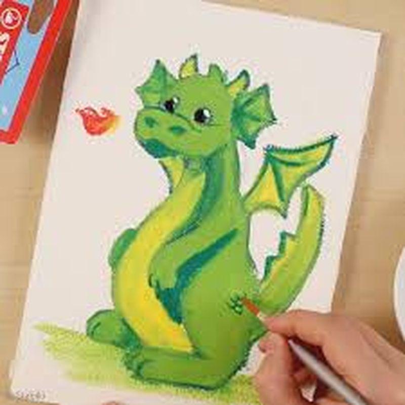 Tuto Video Apprendre A Dessiner Un Dragon Idees Conseils Et Tuto Beaux Arts Dessin