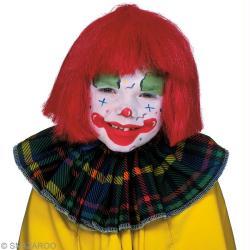 4. Fin de maquillage de clown