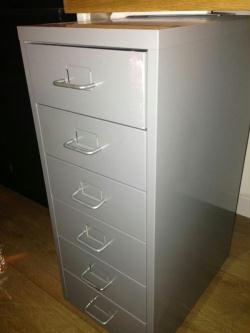 1. Préparer le meuble