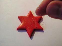 3. Décoration de l'étoile