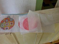 3. La serviette