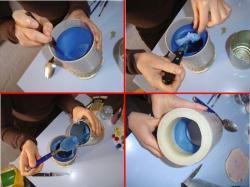 4. Création de la coque en cire