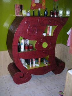 6. Finalement... un meuble de salle de bain unique !