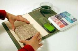 faire une carte 3d avec un tampon id es conseils et tuto carterie. Black Bedroom Furniture Sets. Home Design Ideas