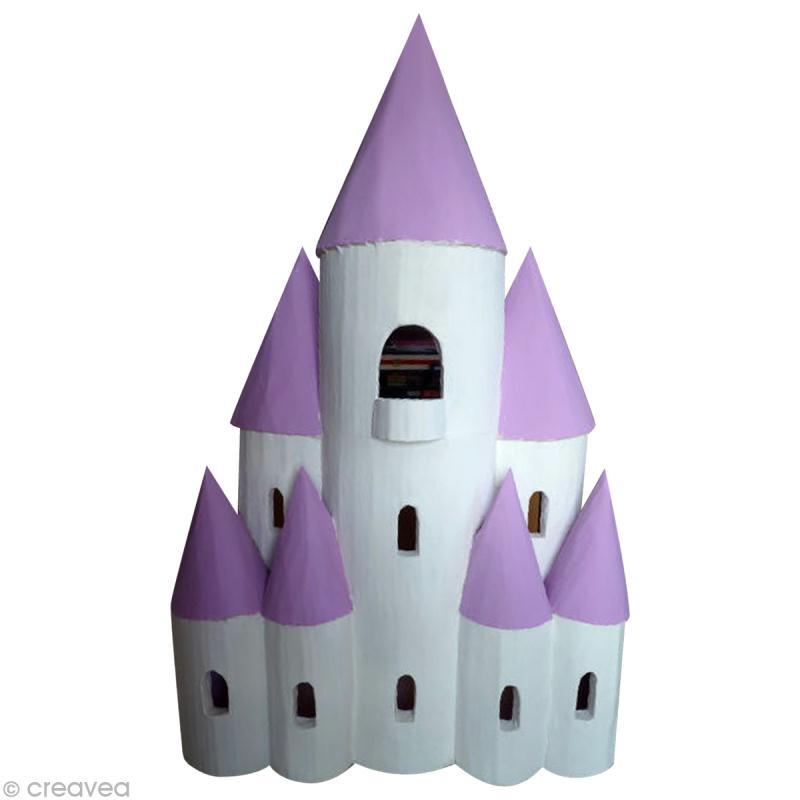 Fabriquer Un Chateau De Princesse Idees Conseils Et Tuto Maquettes