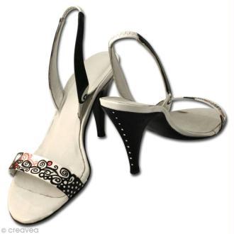 Customiser des chaussures avec Posca