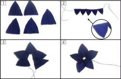 2. Les fleurs