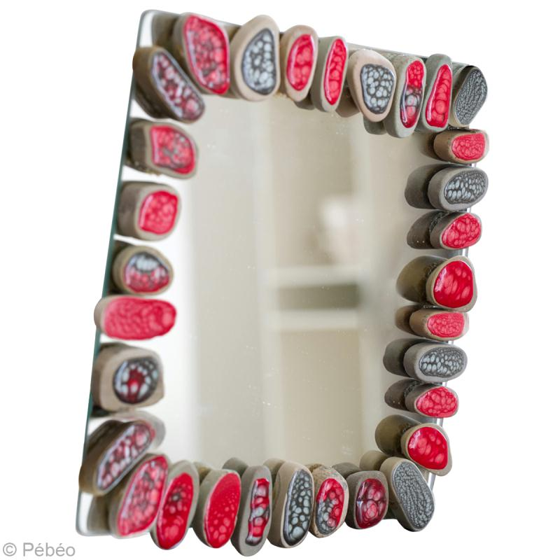 Bricolage d un miroir pour la f te des m res id es for De quoi est fait un miroir