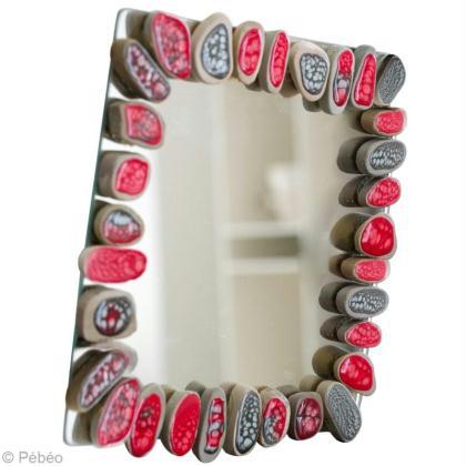 bricolage d un miroir pour la f te des m res id es conseils et tuto f te des m res. Black Bedroom Furniture Sets. Home Design Ideas