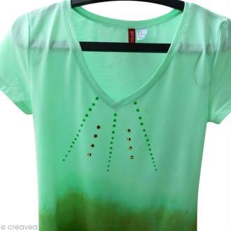 Tuto teinture : customisez vos tee-shirts basiques avec la mode du Tie and Dye