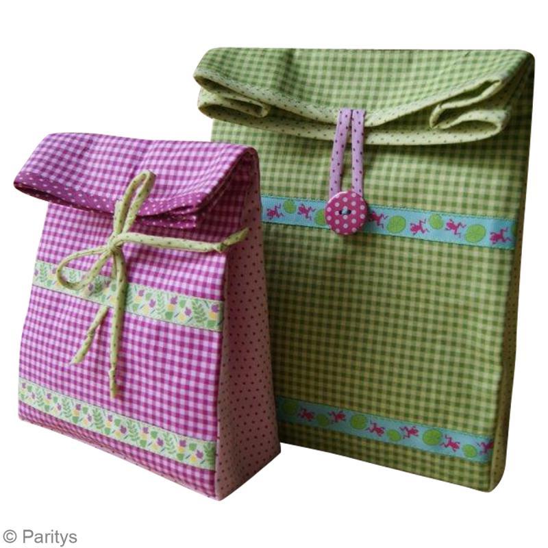 tuto fabriquer un lunch bag id es conseils et tuto tutos et diy couture facile d butant. Black Bedroom Furniture Sets. Home Design Ideas