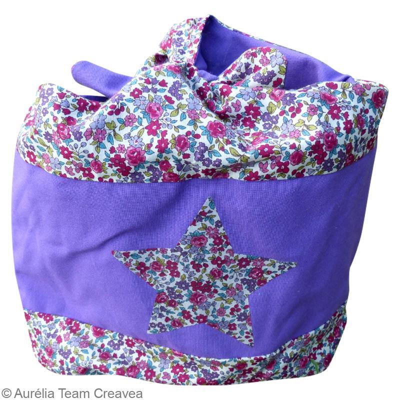 tuto sac de plage en baluchon id es conseils et tuto couture. Black Bedroom Furniture Sets. Home Design Ideas
