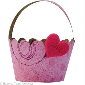Fabriquer des boîtes à cupcakes