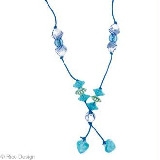 DIY Collier d'été en perles