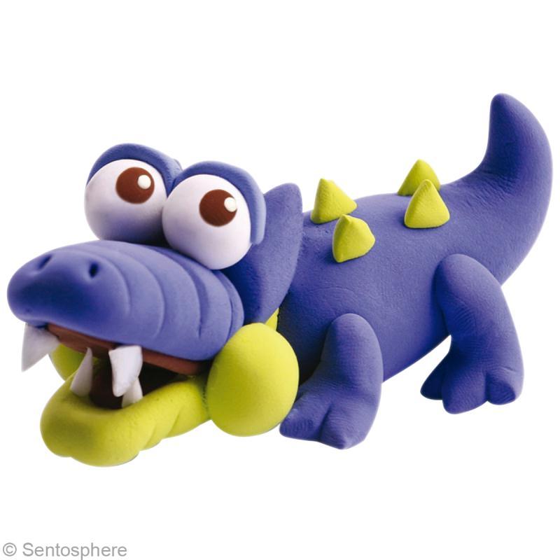 tuto p 226 te 224 modeler un crocodile en patarev id 233 es conseils et tuto activit 233 manuelle enfant