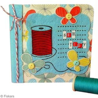 Tuto : Fabriquer une pochette à aiguilles