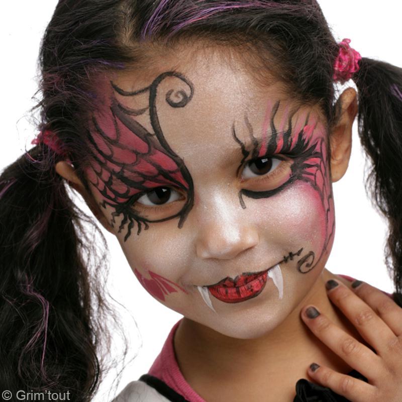 Maquillage Halloween  Draculaura de Monster High , Idées