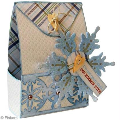 bricolage boite cadeau no l id es conseils et tuto no l. Black Bedroom Furniture Sets. Home Design Ideas