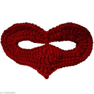 Tuto : Fabriquer un masque au crochet
