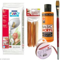 fabriquer un porte crayons h risson en fimo id es conseils et tuto modelage. Black Bedroom Furniture Sets. Home Design Ideas