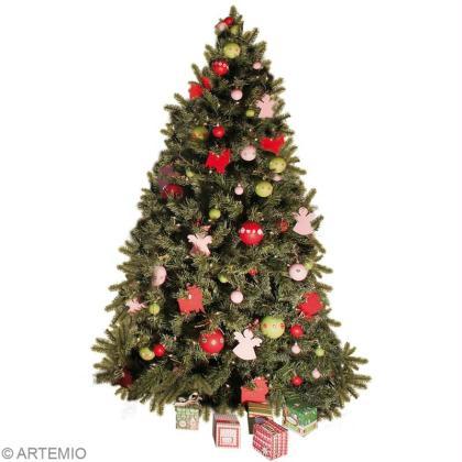 Fabriquer des décorations de sapin de Noël - Idées conseils et tuto Noël
