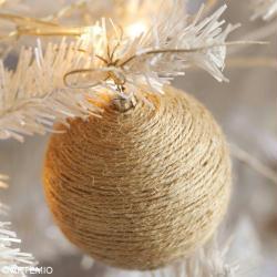 Décoration de sapin Noël 2013 : au naturel   Idées conseils et
