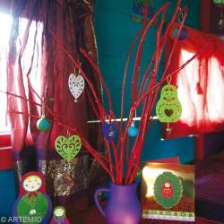Decorations noel russe