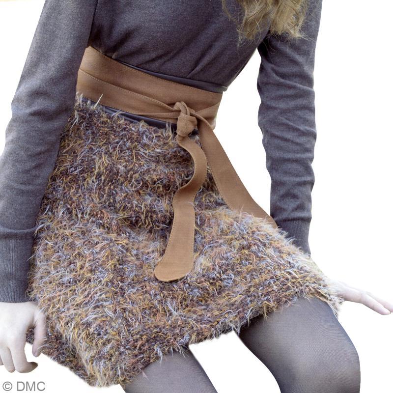 5d2c3468f6bc85 Tuto : Tricoter une jupe en laine DMC - Idées conseils et tuto ...