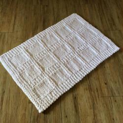 tuto tricot tapis