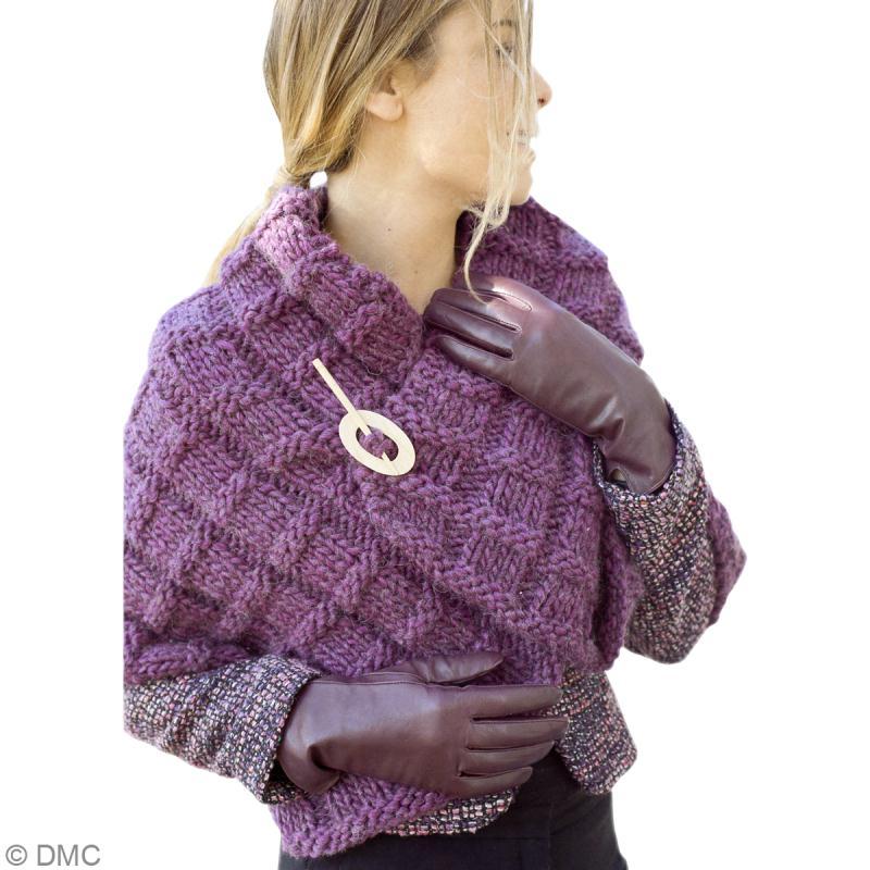 Tricoter etole laine accessoires foulard echarpe   Rlobato 32e2e107f4d