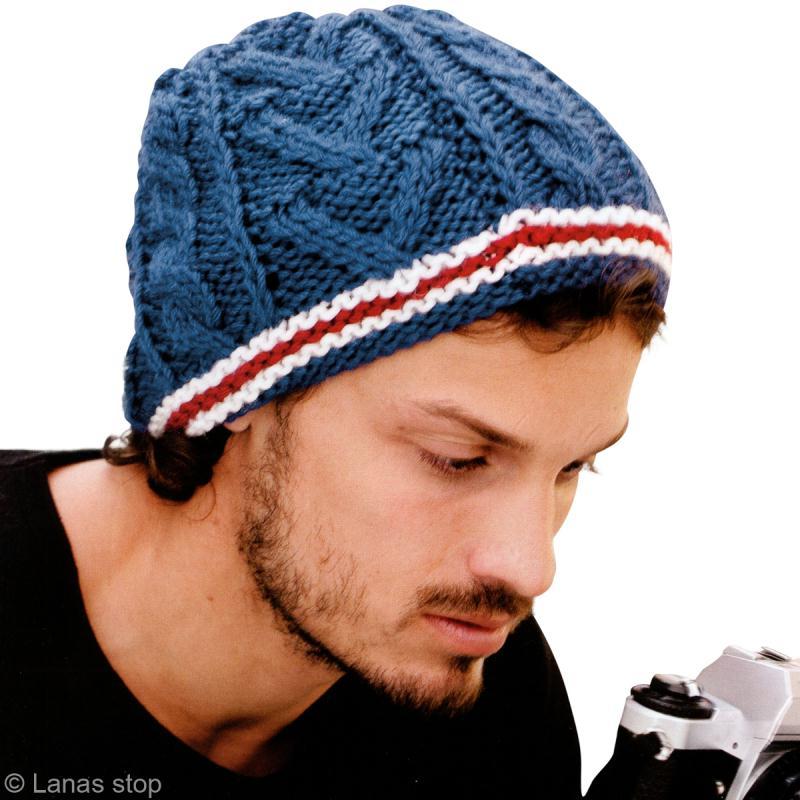 Bonnet homme crochet modele de bonnet a tricoter pour femme gratuit ... 06ca847f873