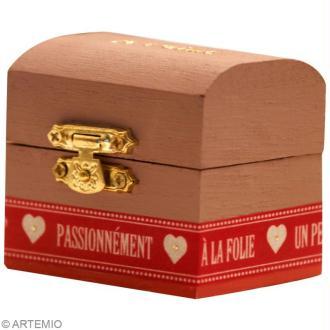 DIY des boîtes à trésors pour la Saint Valentin