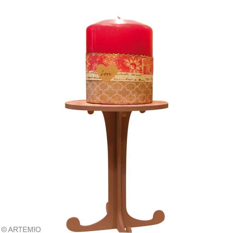 bougies table saint valentin id es conseils et tuto. Black Bedroom Furniture Sets. Home Design Ideas