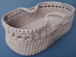 4. Tuto crochet : Fabrication du couffin (3/3)