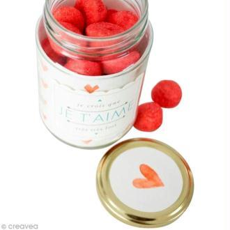 Tuto : bonbonnière pour la Saint Valentin par Moukita