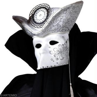 DIY Carnaval : Personnaliser un masque vénitien Casanova