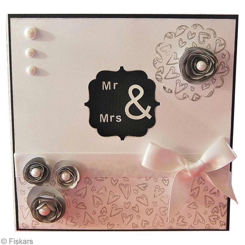 Super Idées DIY Faire-part mariage : tutos, conseils et exemples de  WV09