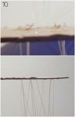 5. Fixation des fibres