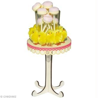 Tuto décoration de table Pâques