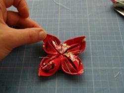 Fabriquer Une Fleur En Tissu Tuto Simple Idees Conseils Et Tuto