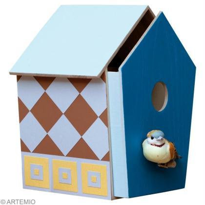 diy tiroir nichoir id es conseils et tuto p ques. Black Bedroom Furniture Sets. Home Design Ideas