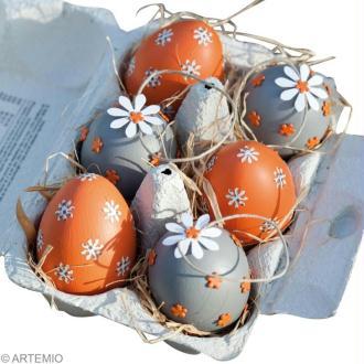 DIY récup Pâques : une boîte à oeufs