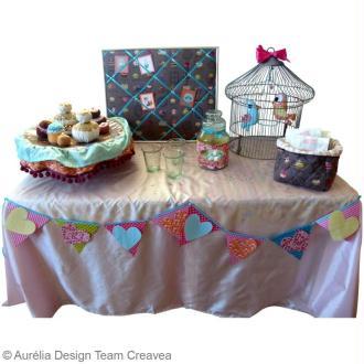 Tuto d'une Sweet Table avec la couture