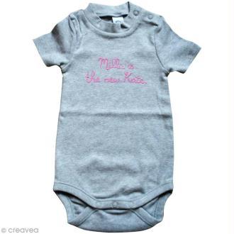 Body bébé customisé
