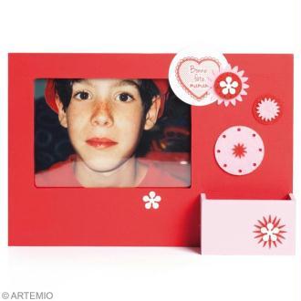 Idée cadeau de Fête des Mères : Personnaliser un cadre photo porte-portable