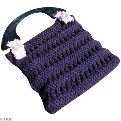 DIY sac au crochet ribbon XL en 2 versions - Idées conseils et tuto ... b9d78bde444